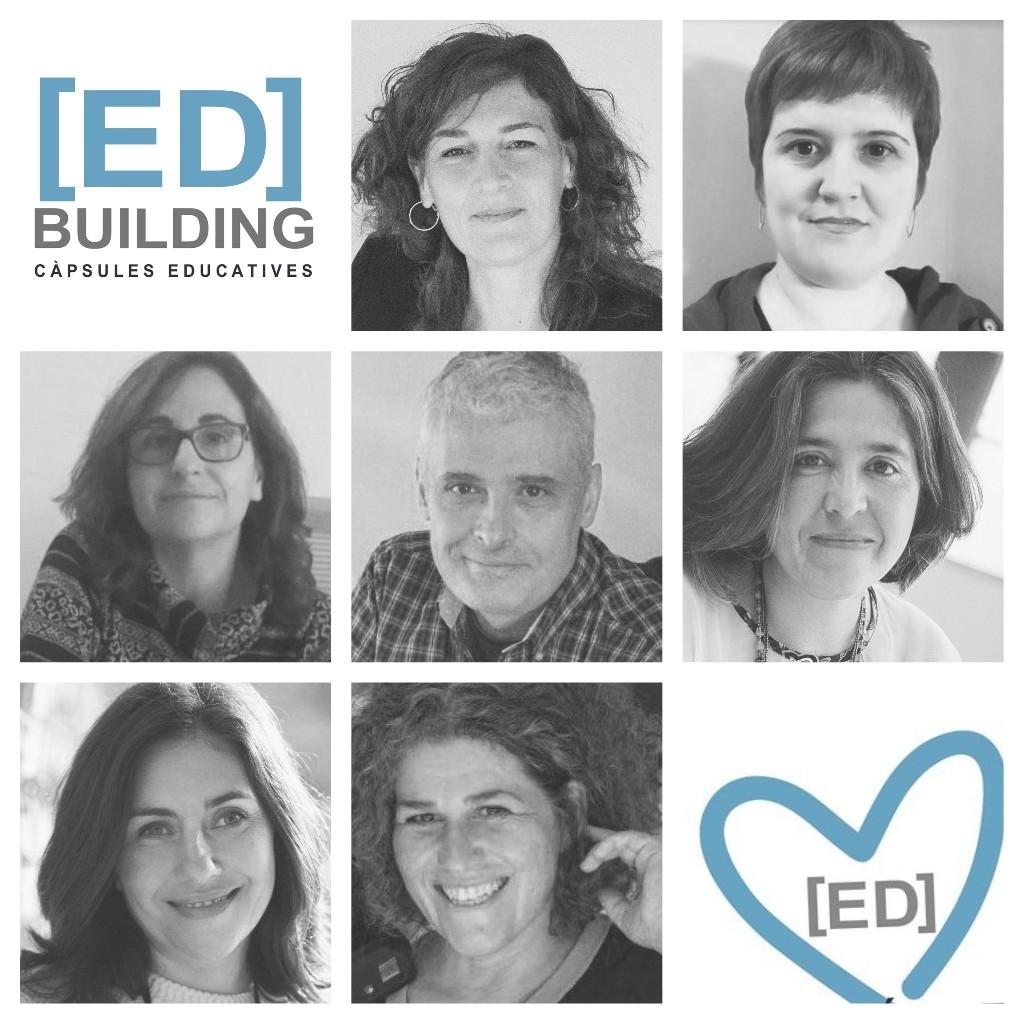 Qui som - Edbuilding